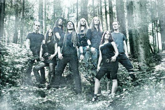 Eluveitie-Bandfoto-Band
