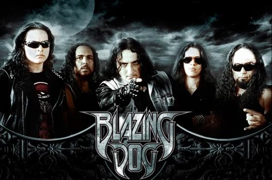 Blazing Dog 1