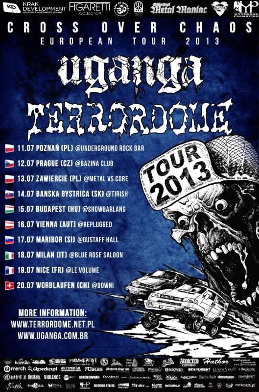 European Tour 2013 Official Poster_Low