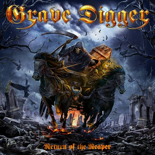 553_GraveDigger_Return of the Reaper Cover1