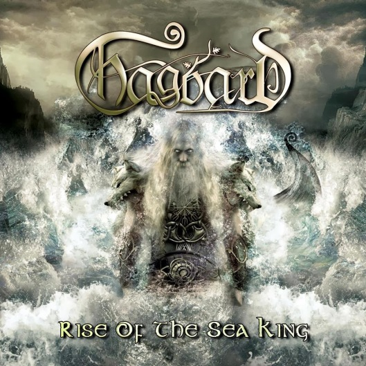Hagbard - Rise of The Sea King (2013)